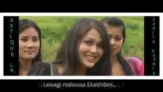Heh tamgi pakhang (Astique-Sarita Gazmir) New manipuri song 2013