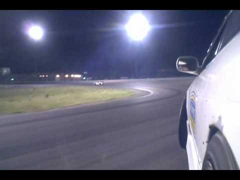 Sandia Drift Series Rd. 2, Dan Brockett, RB25det s...