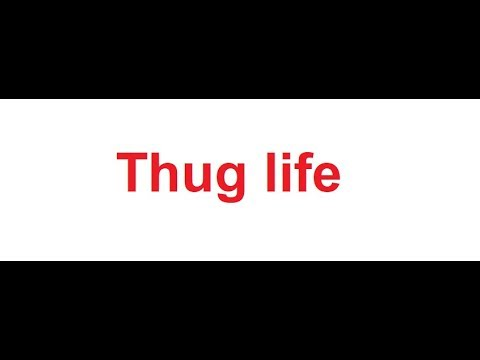Thugs meaning in hindi