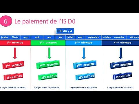 Download FISCALITÉ cours complet de l'IS شرح بالداريجة
