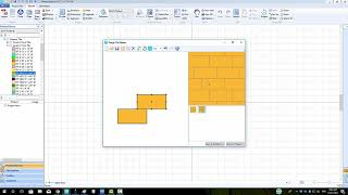 Tile Pattern Design Part 1 - Measure Square 8