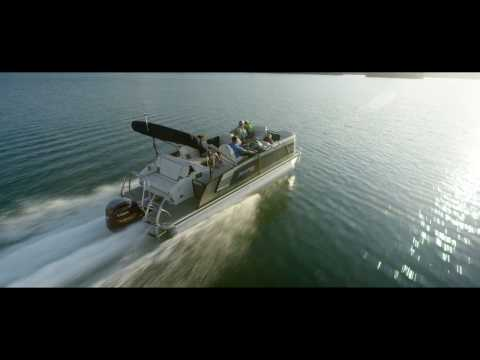 2017 Aqua Patio Pontoon Boats-  Brand Video