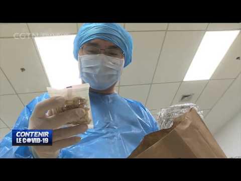 La médecine traditionnelle chinoise utilisée dans le traitement