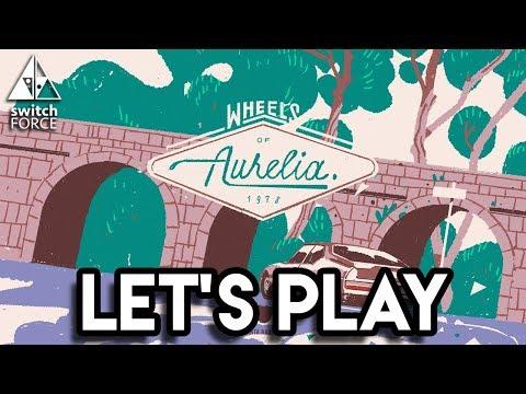 We Were Kidnapped?! - Wheels of Aurelia Switch Gameplay