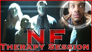 THIS WILL GIVE YOU CHILLS! NF - THERAPY SESSION - REACTION