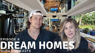 the dream home gym. | shawn johnson + andrew east