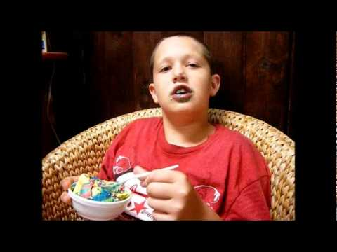 The I love Superman Ice Cream Song