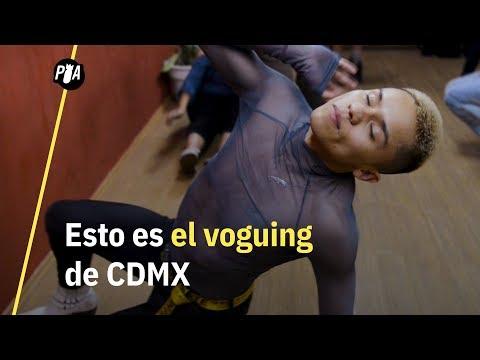 Voguing en la Ciudad de México
