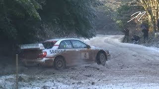 Team GMF Wyedean Forest Rally 2012 [HD] by JM
