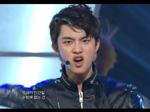 【TVPP】EXO-K - MAMA, 엑소 케이 - 마마 @ Debut Stage, Show! Music Core Live