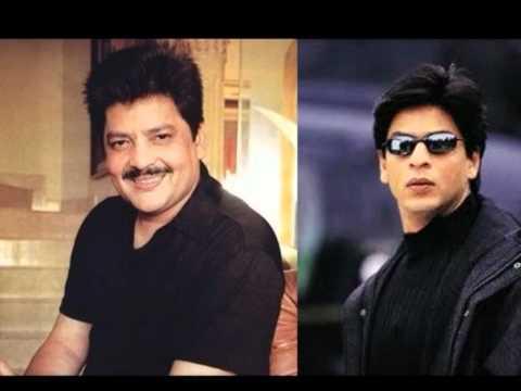 Udit Narayan And Shahrukh Khan  Part 1 HD