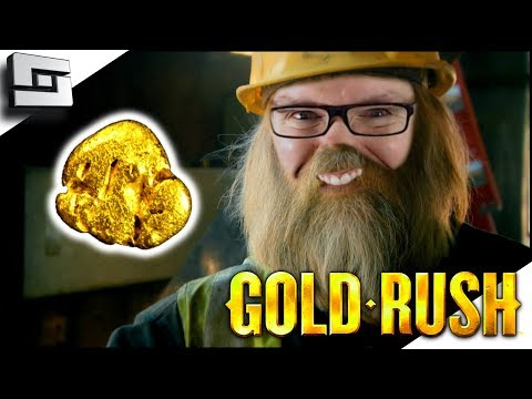HUGE GOLD NUGGET! I'M RICH! Gold Rush Gameplay E2