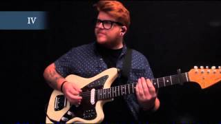 Hillsong Live - Man Of Sorrows - Rhythm Guitar