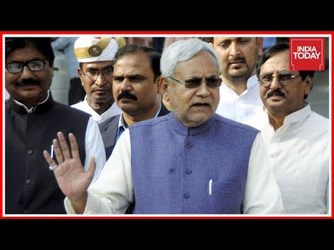 Breaking : Nitish Kumar Quits As Chief Minister Of Bihar