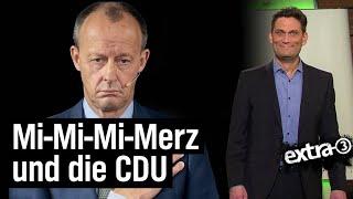 Friedrich Merz und der CDU-Parteitag
