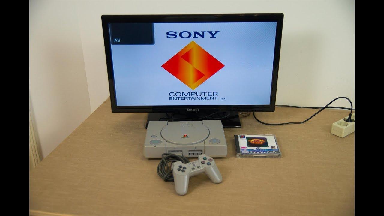 игровая приставка Sony Playstation Scph 9002 Sn C2098453 Youtube