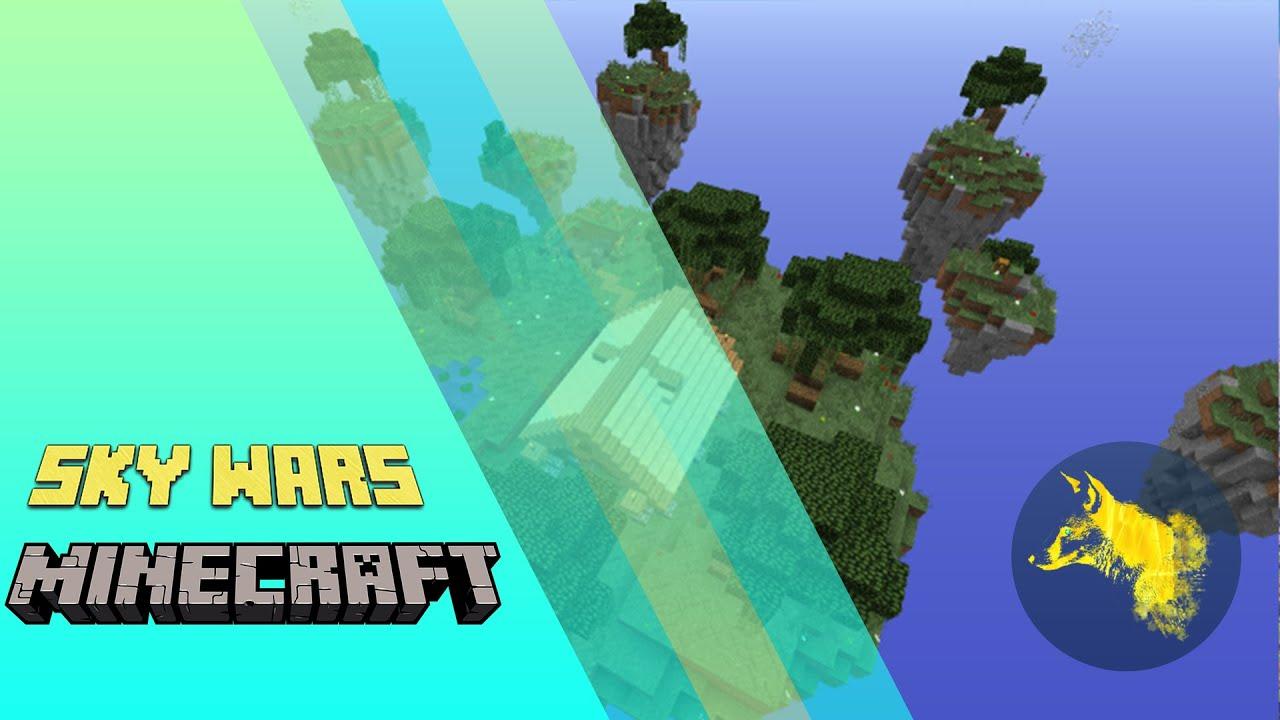Minecraft Sky Wars Minigame Cracked Server 11.111.11