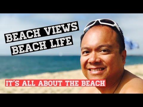 Beach Views. Beach Life. It's All About The Beach