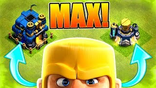 MAX LOOT! TIME TO UPGRADE TO MAX! ✅ Clash Of Clans