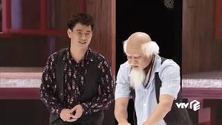 Hài tết - Gala cười 2019 Tứ Đại Đồng Đường- Mày có còn coi tao là bố nữa không !!!