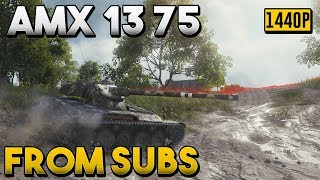 AMX 13 75: Thanks for 10k Subscribers! - World of Tanks