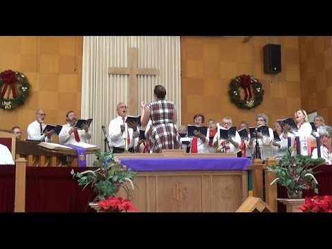 A Thrill of Hope by FBUMC Choir