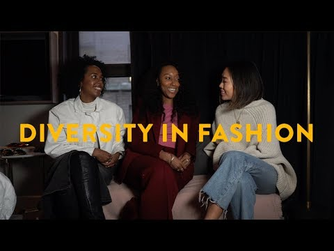 How We Started A Career In Fashion ft Shiona Turini & Nicole Chapoteau  Aimee Song