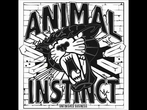 Animal Instinct 'Unfinished Business' LP 2012 Take it Back Recs.