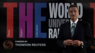 World University Rankings 2010-2011