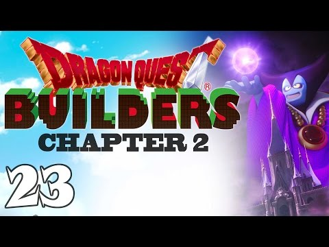 DRAGON QUEST BUILDERS Part 23 Chapter 2 - Liquid Silver