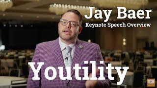 Overview: Youtility - Why Smart Marketing is About Help not Hype - From Keynote Speaker Jay Baer