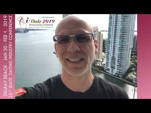 Brent Csutoras Of Search Engine Journal Speaks At IDate 2019 Dating Industry Superconference
