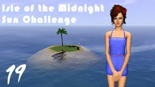 Sims 3: Isle of the Midnight Sun Challenge- (Part 19) NEW FAMILY MEMBER! w/ Commentary