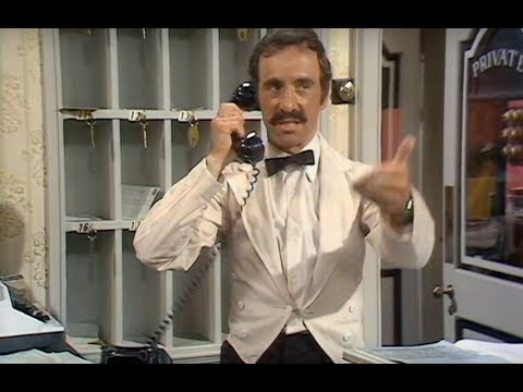 Fawlty Towers: Manuel's in charge