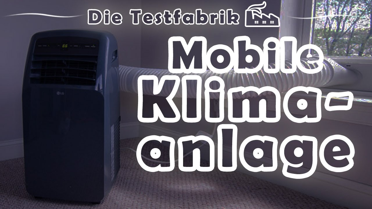 mobile klimaanlage mobiles klimager t test top 3 mobile klimaanlagen im test youtube. Black Bedroom Furniture Sets. Home Design Ideas