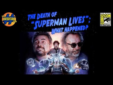 Jon Schnepp & Holly Payne Interview About the Death of Superman Lives: What Happened