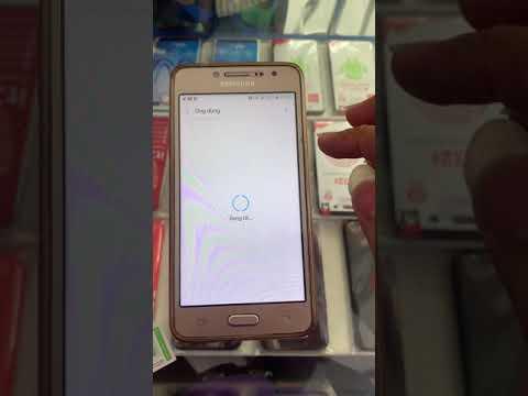 Hướng dẫn tắt quang cáo khi lỡ tay cài app COLOR FLASH UNCHER trên S.A.M S.U.N.G