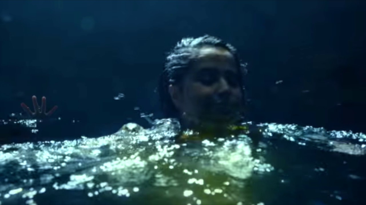 Power Rangers 2017 Swimming Water Scene Ending Explained Spoiler Alert Youtube