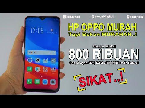 4 HP OPPO TERBARU HARGA MURAH (1 JUTAAN).