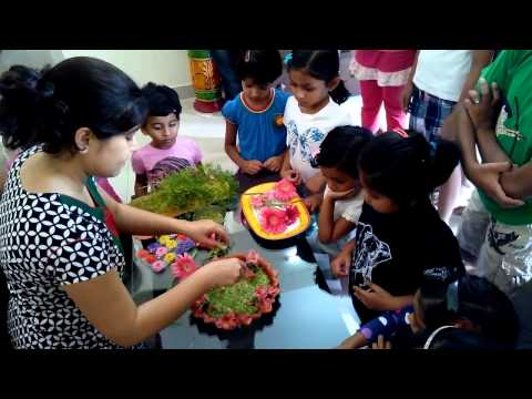 Talent Summer Camp Bangalore with Karma Trivedi_Flower