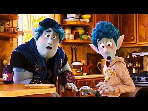 Pixar's ONWARD Promo Clips