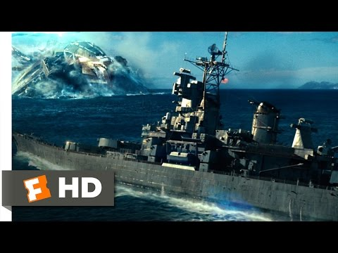 Battleship (10/10) Movie CLIP - They Ain't Gonna Sink This Battleship (2012) HD