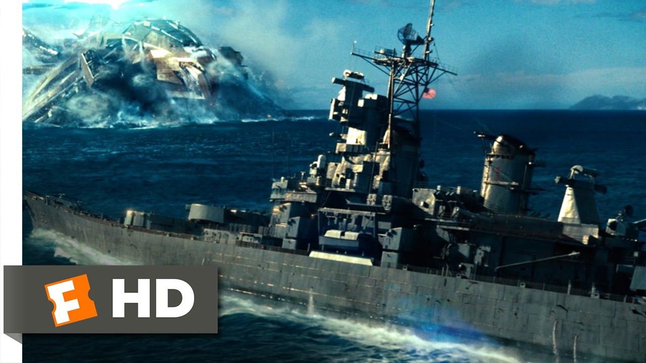 battleship 10 10 movie clip they ain t gonna sink this