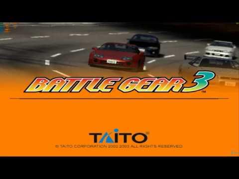 Battle Gear 3 / 4K PS2 Emulator PCSX2 / RTX 2080ti
