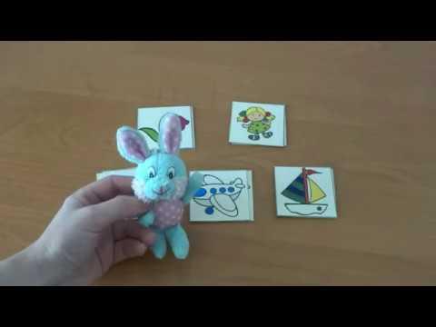 Развивающие карточки Домана для детей