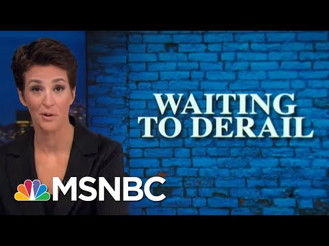 President Trump Pushes Lawyer Who Repped Russian Alfa Bank For Key DoJ Post | Rachel Maddow | MSNBC