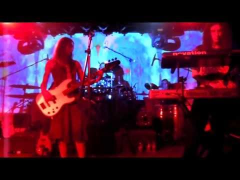 Ozric Tentacles Tidal Convergence Mr Kyps 26/10/2013