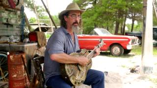 "James McMurtry ""Forgotten Coast"" (Official Music Video)"