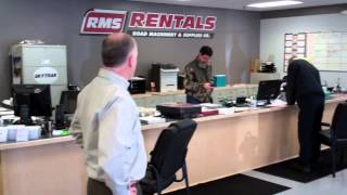 Video still for RMS Rentals Open House with Mark Rossi