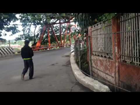 Walking around Cagayan de Oro City